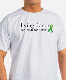 Living Donor T-Shirt