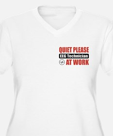 EEG Technician Work T-Shirt