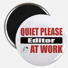 Editor Work Magnet