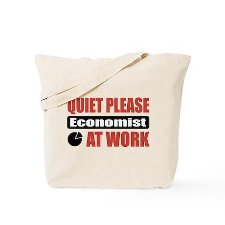 Economist Work Tote Bag