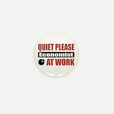 Economist Work Mini Button (100 pack)