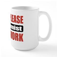 Economist Work Mug
