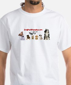 Cute Dog people Shirt