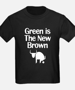 Green is The New Brown T