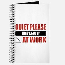 Diver Work Journal
