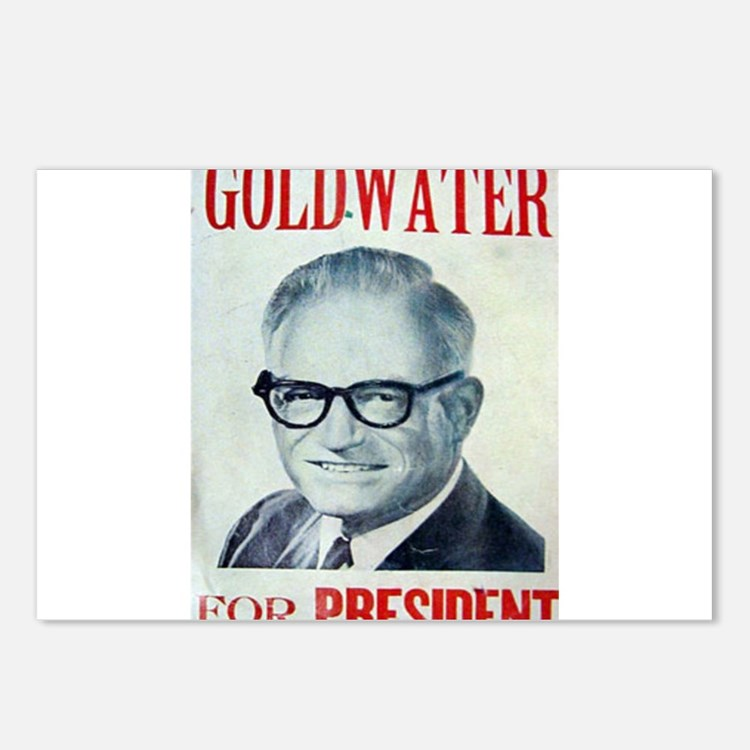 Cute Barry goldwater Postcards (Package of 8)