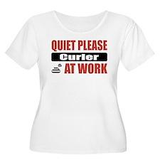 Curler Work T-Shirt