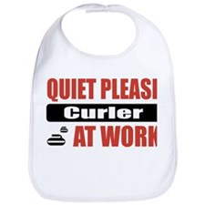 Curler Work Bib