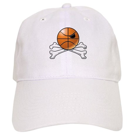 Basketball Pirate Cap