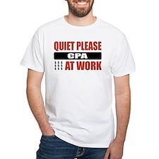 CPA Work Shirt