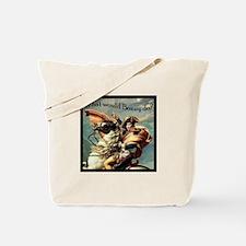 Boney Tote Bag