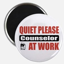 "Counselor Work 2.25"" Magnet (10 pack)"