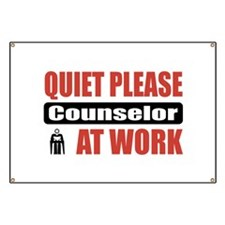 Counselor Work Banner