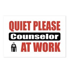 Counselor Work Postcards (Package of 8)
