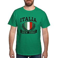 Italia New York T-Shirt