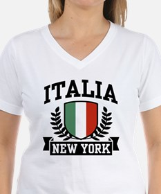 Italia New York Shirt