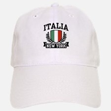 Italia New York Baseball Baseball Cap