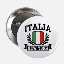 "Italia New York 2.25"" Button"
