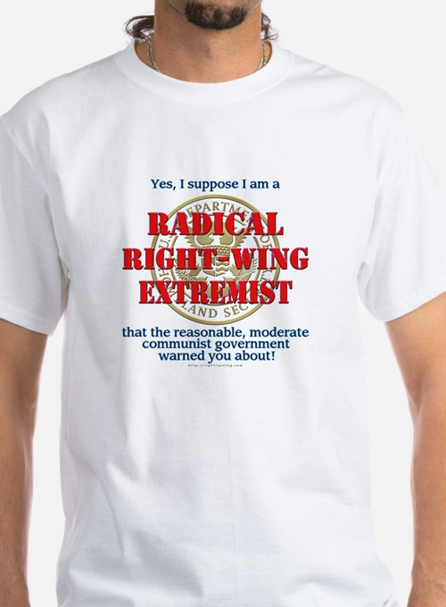 Right-Wing Extremist Shirt