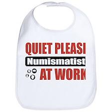 Numismatist Work Bib