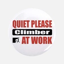 "Climber Work 3.5"" Button"