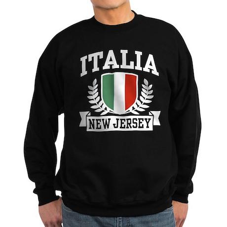 Italia New Jersey Sweatshirt (dark)