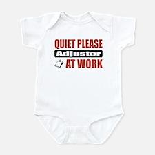 Adjustor Work Infant Bodysuit
