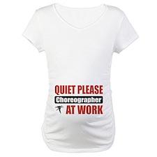 Choreographer Work Shirt