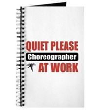 Choreographer Work Journal