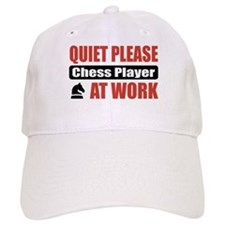 Chess Player Work Baseball Baseball Cap