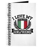 I Love My Italian Girlfriend Journal