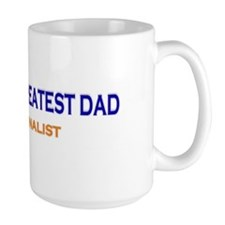 Greatest Dad Semi-Finalist Mug