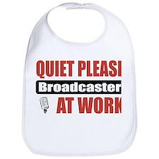 Broadcaster Work Bib