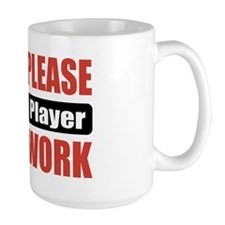 Bridge Player Work Mug