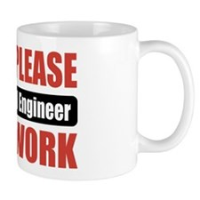 Biomedical Engineer Work Mug