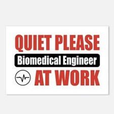 Biomedical Engineer Work Postcards (Package of 8)