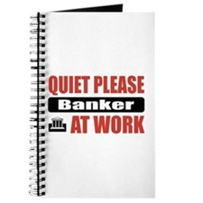 Banker Work Journal