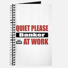 Banker Work Journal