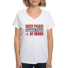 Bagpipe Player Work Shirt