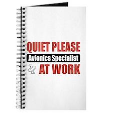 Avionics Specialist Work Journal