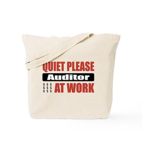 Auditor Work Tote Bag