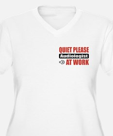 Audiologist Work T-Shirt