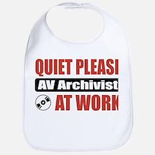 AV Archivist Work Bib
