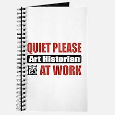 Art Historian Work Journal