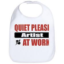 Artist Work Bib