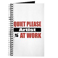 Artist Work Journal
