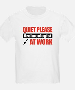 Archaeologist Work T-Shirt