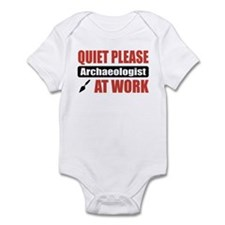 Archaeologist Work Infant Bodysuit