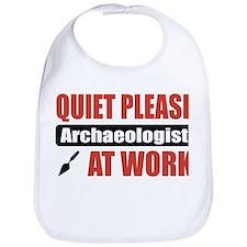 Archaeologist Work Bib