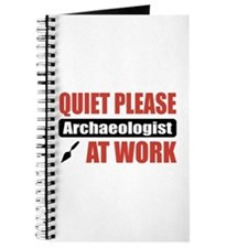 Archaeologist Work Journal